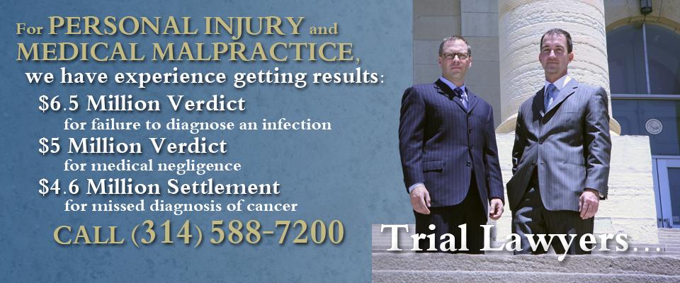 St. Louis Injury Lawyer