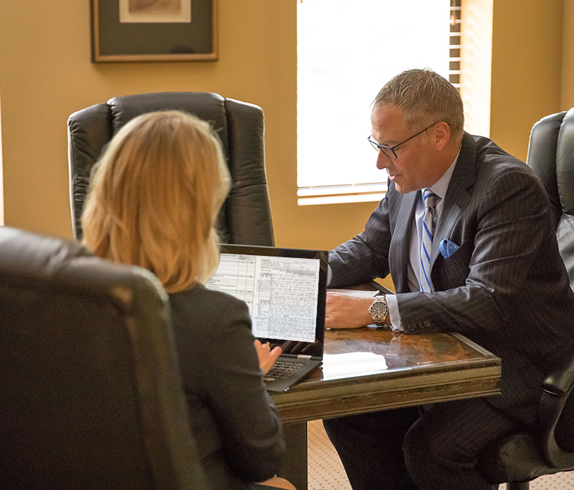 The personal injury attorneys at Zevan Davidson Roman combine decades of experience to provide results on the most complex cases.