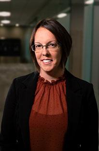 Kim Kaemmerer, intake specialist at Zevan Davidson Roman Law Firm